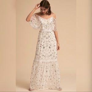 BHLDN Adrianna Papell Faye Dress
